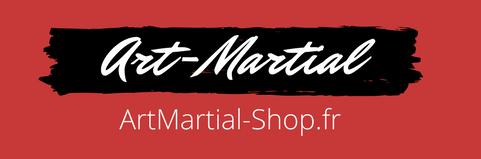 Artmartial-shop.fr, votre allié au combat comme à l'entraînement !