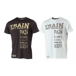 ArtMartial-Shop.fr - Tee Shirt TRAIN