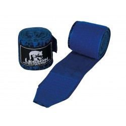 Bandages De Boxe Blue Skull - ArtMartial-Shop.fr