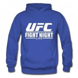 Hoodie UFC - Bleu - Artmartial-shop.fr