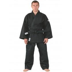 Judo-Gi Entraînement Kwon en Noir  AMS - Artmartial-shop.fr
