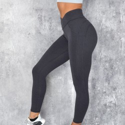 Legging Fitness Yoga Uni - AMS