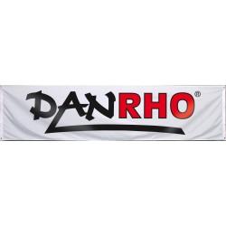 DANRHO Bannière 300 x 80 cm