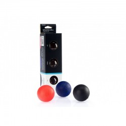 LOT DE 3 BALLES DE MASSAGE