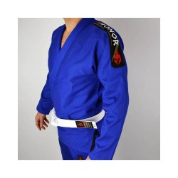 KIMONO HONOR SPARTIATE DE JJB BLEU AMS - Artmartial-shop.fr