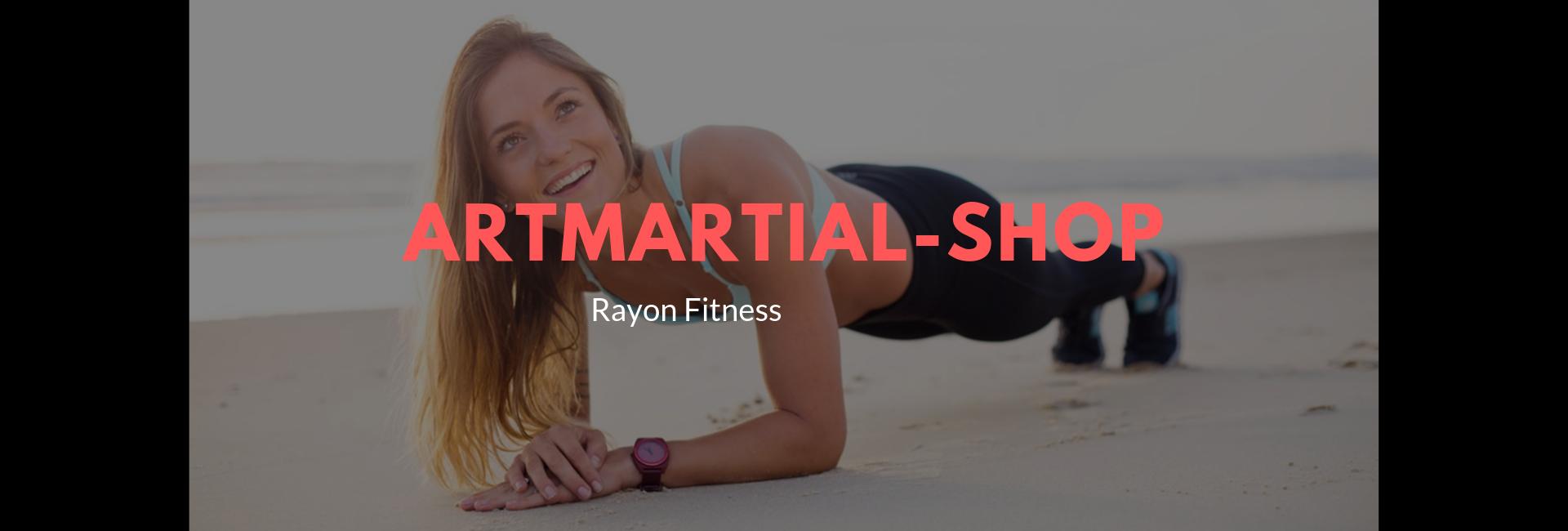 Art Martial Shop - Le Fitness